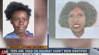 Teen girl found dead along the highway in Mohave County