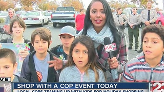KCSO deputies take local kids Christmas shopping - Video