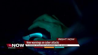 Sen. Nelson warns about cyber attacks against critical infrastructure - Video
