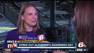 Strike Out Alzheimer's Day at Victory Field - Video