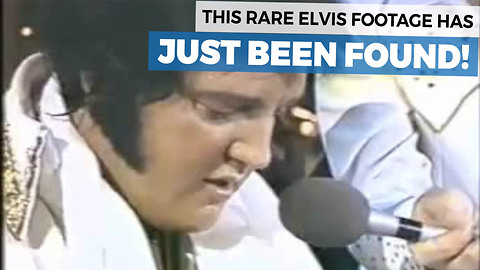 This Rare Elvis Footage Was Seen By Very Few People And It Might Be His Best Performance