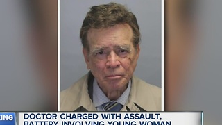 Doctor accused of assault and battery on patient - Video