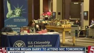 National Immigrant Conference Held In Music City - Video