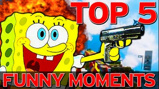Top 5 funniest moments from Black Ops 3