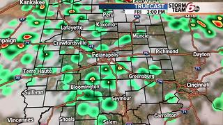 ALERT: Storms Likely This Afternoon - Video