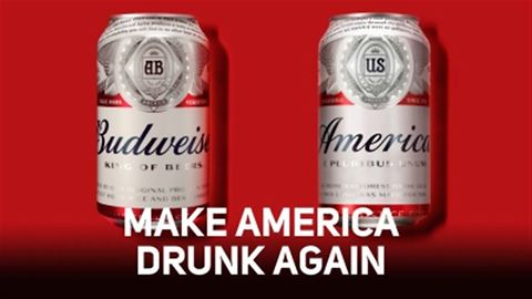 It's time to LITERALLY get drunk off of America