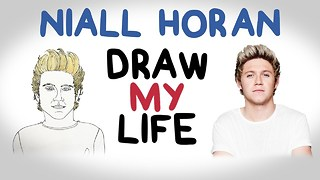 Niall Horan | Draw My Life - Video