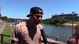 Kane Brown talks CMA Fest with Tricia Despres - Video