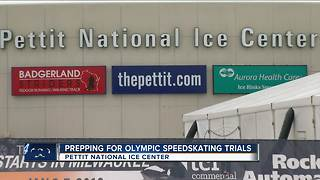 Pettit National Ice Center prepares for U.S. Olympic trials - Video