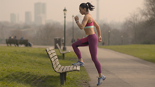 Exercises to help strengthen your legs - Video