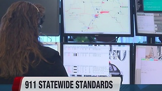 New legislation could create mandatory, common statewide training for 911 dispatchers - Video