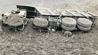 Fatalities Reported After Jharkhand Mine Collapse - Video