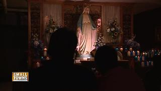 Small Towns: Catholic shrine in Champion draws visitors from around the world - Video