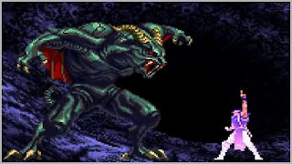 Castlevania: Symphony of the Night - PlayStation