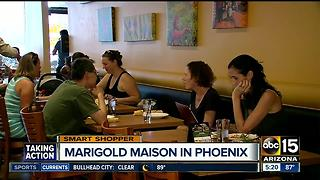 Marigold Maison in Phoenix offering great deal on Indian food - Video