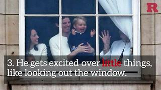 6 Things That Make Prince George A Total Cutie - Video