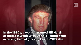 Trump Accuser Sought Job With Him - Video