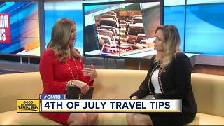 John Hopkins' All Children's Hospital official offers holiday travel tips - Video