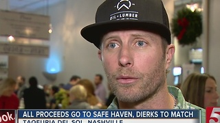 Money Raised At Safe Haven Dinner With Dierks Bentley - Video