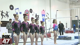 Twistars Invitational attracts many to Dimondale - Video