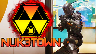 Black Ops 3: NUK3TOWN has a secret! - Video