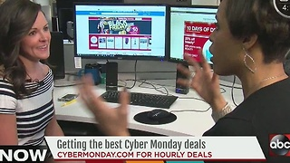 Getting the best Cyber Monday deals and staying safe while shopping online - Video