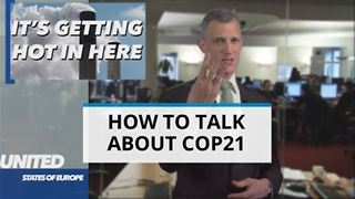 United States of Europe: How to sound smart for COP21 - Video