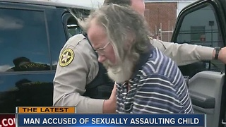 Man Accused Of Sexually Assaulting Child - Video