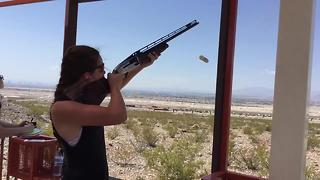 Fun takes priority at Las Vegas youth shooting competition - Video