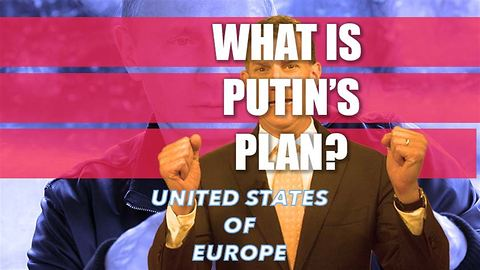 United States of Europe: Putin in Syria - WHY?