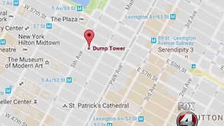 "Trump Tower to ""Dump"" Tower"