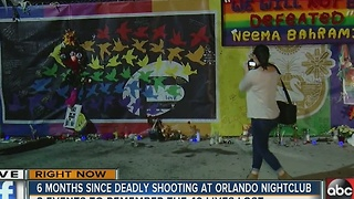 6 months since deadly shooting at Pulse Nightclub - Video