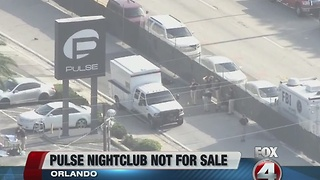 Pulse nightclub not for sale - Video