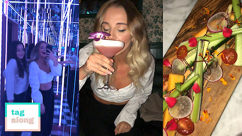 Toronto's Dreamy Cocktail Bar Is Girl's Night Goals