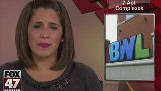 Water main break forces BWL to shut off water - Video