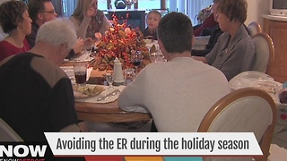 Avoiding the ER during the holiday season - Video