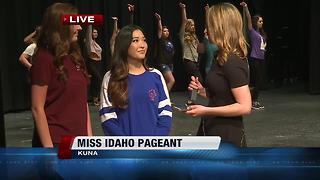 Contestants gearing up for Miss Idaho pageant pt.2 - Video