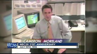 NBC26 21st Anniversary - Video