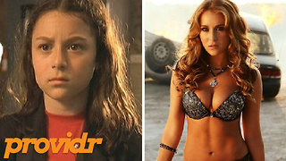 5 Female Child Stars - THEN & NOW - Video