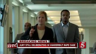 Jury Resumes Deliberations In Vanderbilt Rape Trial - Video