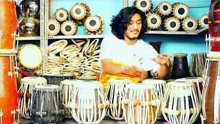 Tabla Drums Work Brilliantly With Game of Thrones Theme - Video