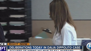 Jury expected to begin deliberations in Dalia Dippolito case today - Video