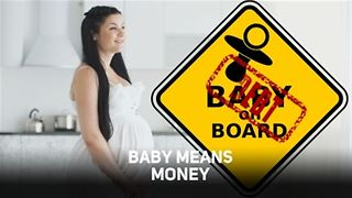 Expecting a baby can mean expecting major debt - Video