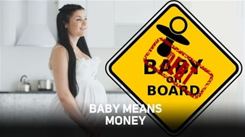 Expecting a baby can mean expecting major debt