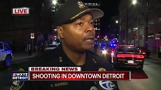 2nd shooting near Detroit fireworks