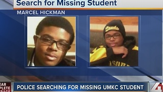 Police search for missing UMKC student - Video