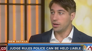 Judge rules police can be held liable in Ryan Ferguson case - Video