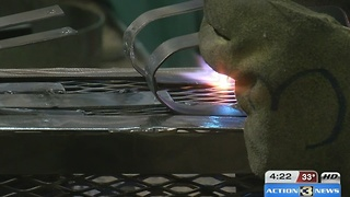 In the Classroom: Westside  High Welding - Video