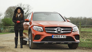 2016 Mercedes GLC review - Video