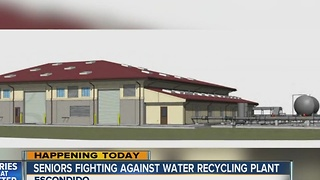 Escondido residents protest water recycling plant